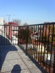 Residential Balcony Fence