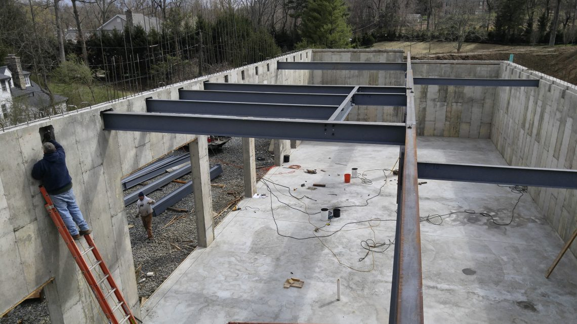 Commercial Structural Steel Beams