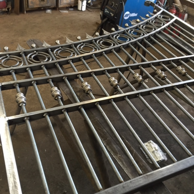 Commercial Property Gate