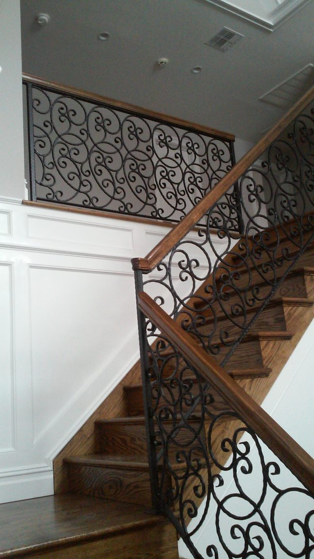Residential Ornamental Railings