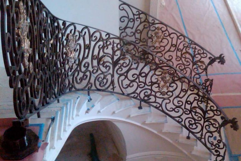 Ornamental Railing for the Home