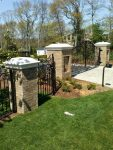 Residential Ornamental Fences and Gate