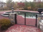 Residential Pool Fence and Gate