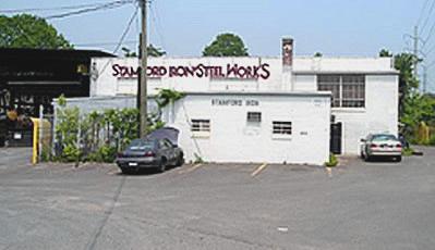 Stamford Iron & Steel Works Factory