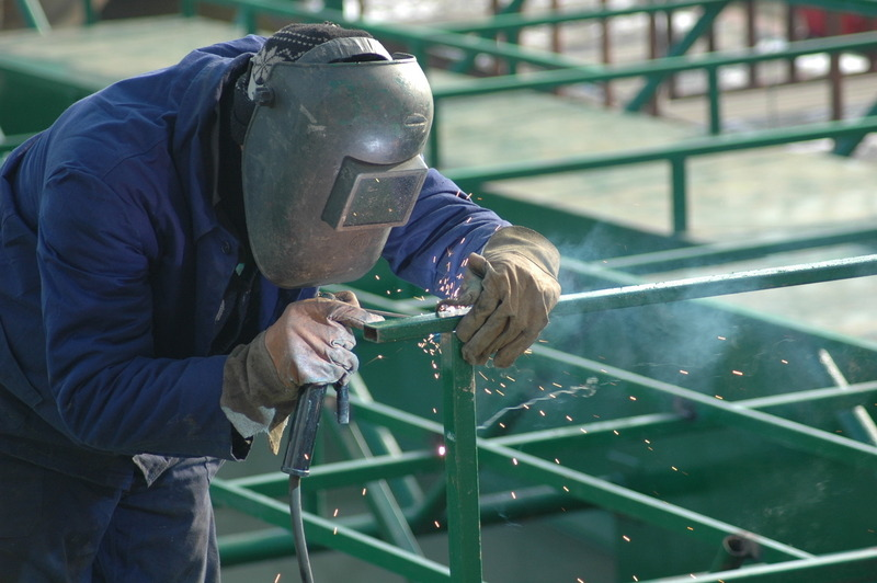 Steel Welding and Fabrication
